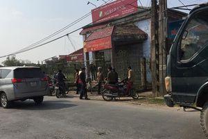 Bắt được kẻ cướp ngân hàng Agribank ở Thái Bình
