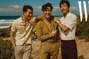 Khi dàn sao 'Thử thách thần chết' đều thân với Jung Woo Sung, Joo Ji Hoon thú nhận: 'Tôi muốn được như anh ấy'
