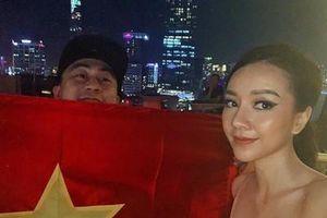 Diễn viên Băng Di dự đoán kết quả Việt Nam gặp Nhật Bản
