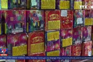 Lạng Sơn bắt đối tượng vận chuyển 200 kg pháo