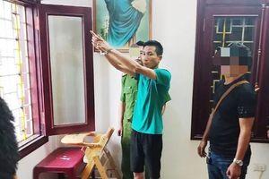 Ninh Bình: Bắt nhóm đối tượng đi mô tô trộm hàng trăm cây vàng
