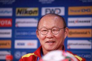 HLV Park Hang Seo chia sẻ những điều gan ruột trước trận ĐT Việt Nam gặp ĐT Nhật Bản