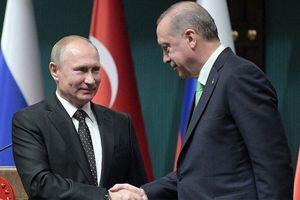 Nga - Thổ tăng cường phối hợp để ổn định miền Bắc Syria