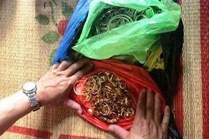 Điều tra mở rộng vụ án trộm 200 cây vàng SJC9999 ở Ninh Bình