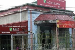 Thái Bình: Bắt giữ nghi phạm cướp ngân hàng giữa trưa