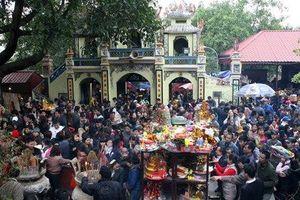 Bắc Ninh: Duy trì phương án tổ chức an toàn ở các lễ hội 'nóng'