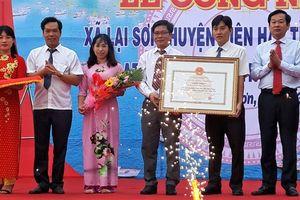 Kiên Giang: Công nhận 3 xã đạt chuẩn nông thôn mới năm 2018