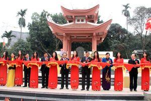 Khánh thành di tích Chi bộ Đảng đầu tiên của tỉnh Tuyên Quang