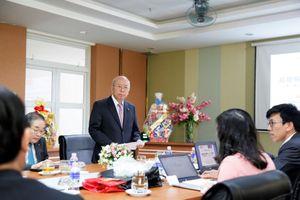 Trường ĐH Đông Á mở rộng hợp tác với các doanh nghiệp Nhật Bản đưa sinh viên đi làm việc