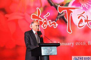 Đại sứ quán Ấn Độ tổ chức 'Vui Xuân đón Tết Kỷ Hợi' tại Việt Nam