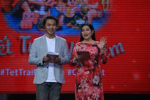 MC Quỳnh Hương kể kỷ niệm ngày tết qua ca khúc tự sáng tác