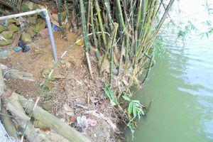 TX An Nhơn (Bình Định): Dân phường Nhơn Hòa chông chênh bên bờ sông sạt lở