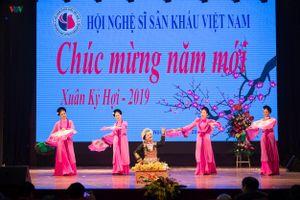 Hội Nghệ sỹ Sân khấu Việt Nam sẽ được sử dụng Nhà hát VOV miễn phí