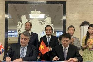 ICAEW ký kết Bản ghi nhớ hợp tác với Bộ Giáo dục và Đào tạo