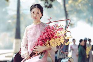 Đinh Hiền Anh thực hiện MV Tết tái hiện câu chuyện tình duyên của chính mình
