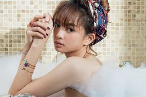 Kaity Nguyễn đẹp và gợi cảm hơn khi sắp bước sang tuổi 20