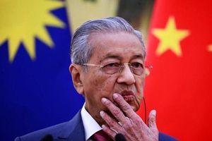 Malaysia 'khai tử' siêu dự án 20 tỷ USD của Trung Quốc