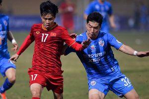 U22 Việt Nam 0-0 CLB Ulsan: Điểm sáng nơi hàng phòng ngự