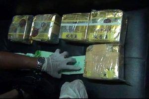 Triệt phá đường dây buôn ma túy lớn về TP Hồ Chí Minh