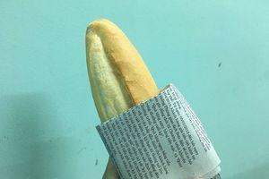 27 người ngộ độc sau khi ăn bánh mì