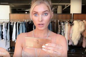 Thiên thần Elsa Hosk tiết lộ bí quyết trang điểm lộng lẫy khi mặc chiếc Fantasy Bra triệu đô