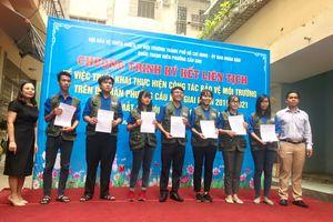 Ra mắt Chi hội 'Hiệp sĩ môi trường' đầu tiên tại TP.HCM