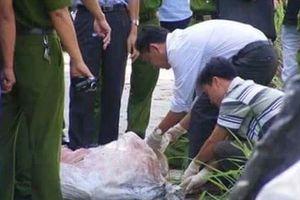 Bàng hoàng phát hiện thi thể người đàn ông trong rẫy cao su trong quá trình phân hủy