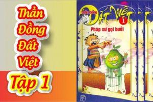 Băn khoăn quyền tác giả từ vụ việc 'Thần đồng đất Việt'