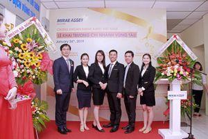Mở thêm chi nhánh Vũng Tàu, Mirae Asset quyết đầu tư lớn đón sóng tăng trưởng của Việt Nam