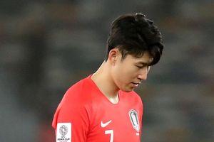 'Son Heung-min hầu như không làm gì cả, chỉ đứng yên trên sân'