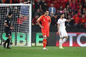 Cầu thủ Trung Quốc bị CLB trừng phạt sau sai lầm ở tứ kết Asian Cup
