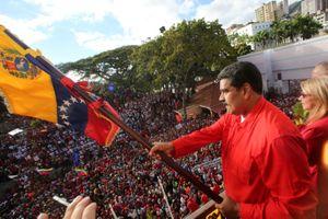 Sức ép bủa vây tổng thống Venezuela