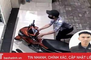 Lợi dụng 'khổ chủ' mải mê cổ vũ bóng đá để trộm xe máy