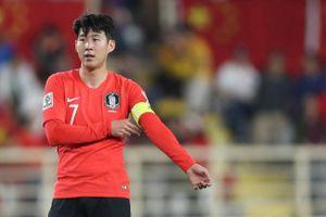 Son Heung-min thừa nhận thể trạng không tốt khiến Hàn Quốc thua ở tứ kết Asian Cup