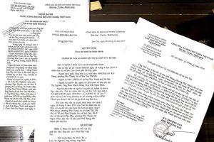 Cần thi hành án để chấm dứt khiếu kiện kéo dài vượt cấp