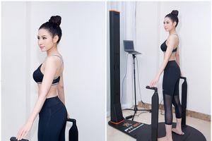 Lý Thiên Nương: Nàng 'hoa hậu 2 con' xinh đẹp, dáng chuẩn bậc nhất showbiz Việt