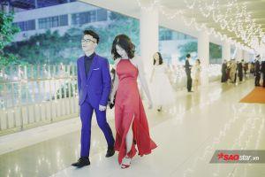 Teen THPT chuyên Hà Nội - Amsterdam xúng xính dự dạ hội đầu năm