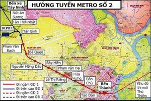 Hủy gói thầu sai quy định tại tuyến metro tỷ USD tại TP HCM