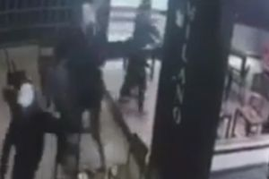 Truy sát trong quán cà phê ở Lâm Đồng, 6 người bị chém gục