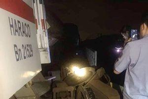 Tàu chở khách bị trật bánh tại Bình Thuận, hàng nghìn hành khách bị ảnh hưởng