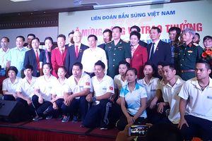 Bắn súng Việt Nam và cái đích Olympic: Đối mặt khó khăn