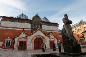Nga: Bảo tàng Tretyakov bị trộm tranh giữa ban ngày