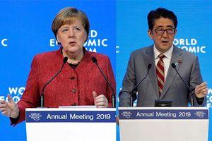 Lời kêu gọi dang dở từ Davos