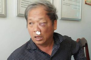 Phóng viên VTV bị côn đồ vây đánh sau khi báo tin bắt 'đất tặc'