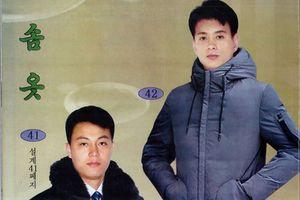 Triều Tiên sản xuất áo phao có thể ăn được?