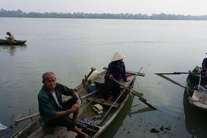 Dịch vụ thả cá thuê ngày ông Công, ông Táo trên sông Mã