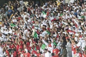 Chủ nhà UAE chặn CĐV vào sân ủng hộ Qatar ở bán kết Asian Cup 2019