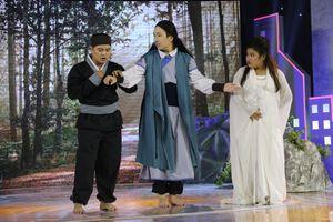 'Cười xỉu' với chuyện tình ngang trái của Romeo và Juliet trong Tiếu Lâm Nhạc Hội