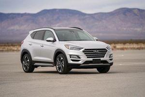 Cận cảnh Hyundai Tucson 2019 sắp ra mắt thị trường Việt