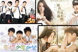 Thanh xuân ùa về cùng 10 bộ phim học đường Hoa ngữ, bạn thích bộ phim nào nhất?